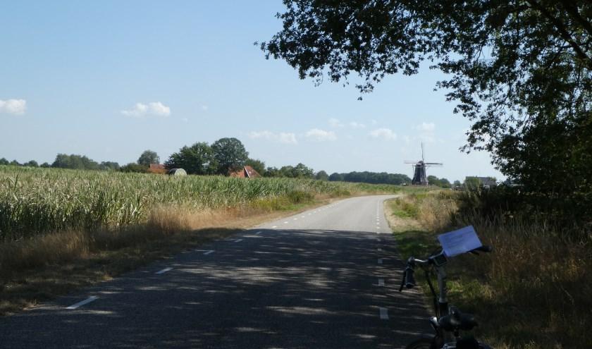 De zomerfietstocht gaat voor de herkansing, op zondag 1 september. Foto: B. Bruggink