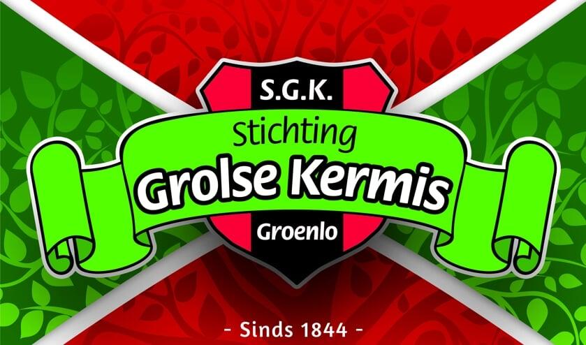 Stichting Grolse Kermis hoopt veel kermisvlaggen te zien wapperen in de aanloop naar en tijdens de Grolse kermis zelf. Foto: VormFactor Groenlo