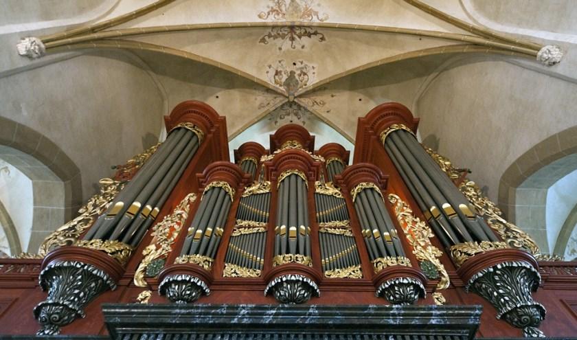 Het orgel van de Jacobskerk. Foto: Hans Hendriks