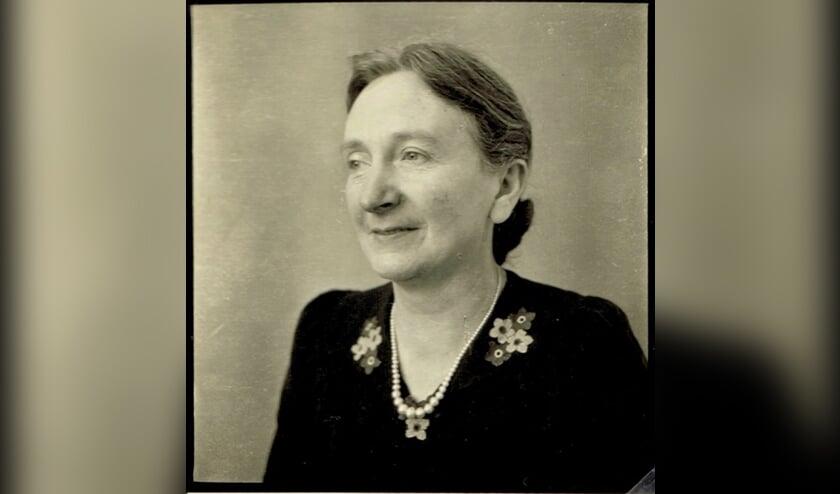 Tante Riek, oftewel Heleen Kuipers-Rietberg. Foto: PR