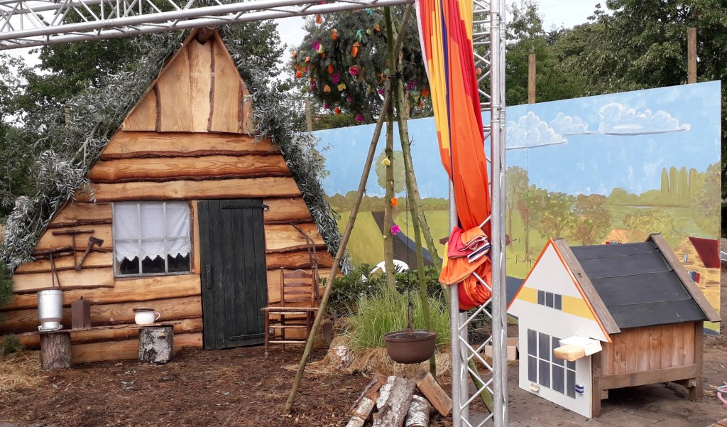 Het decorspel leverde de volle winst op. Foto: PR  © Achterhoek Nieuws b.v.