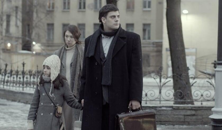 Beeld van de bekroonde film Dovlatov. Foto: PR