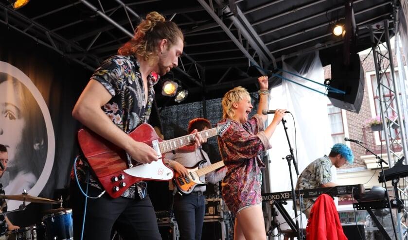 Dave Warmerdam Band. Foto: PR Jazz-Vesteval