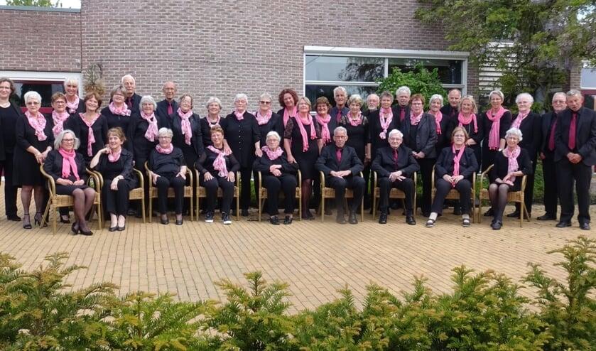 Gemengd koor Musica Vocale. Foto: PR
