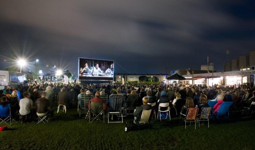 De films Free Solo, Green Book en Bohemian Rhapsody draaien dit jaar tijdens het Buitenfilm Festival. Foto: Jessica de Lepper