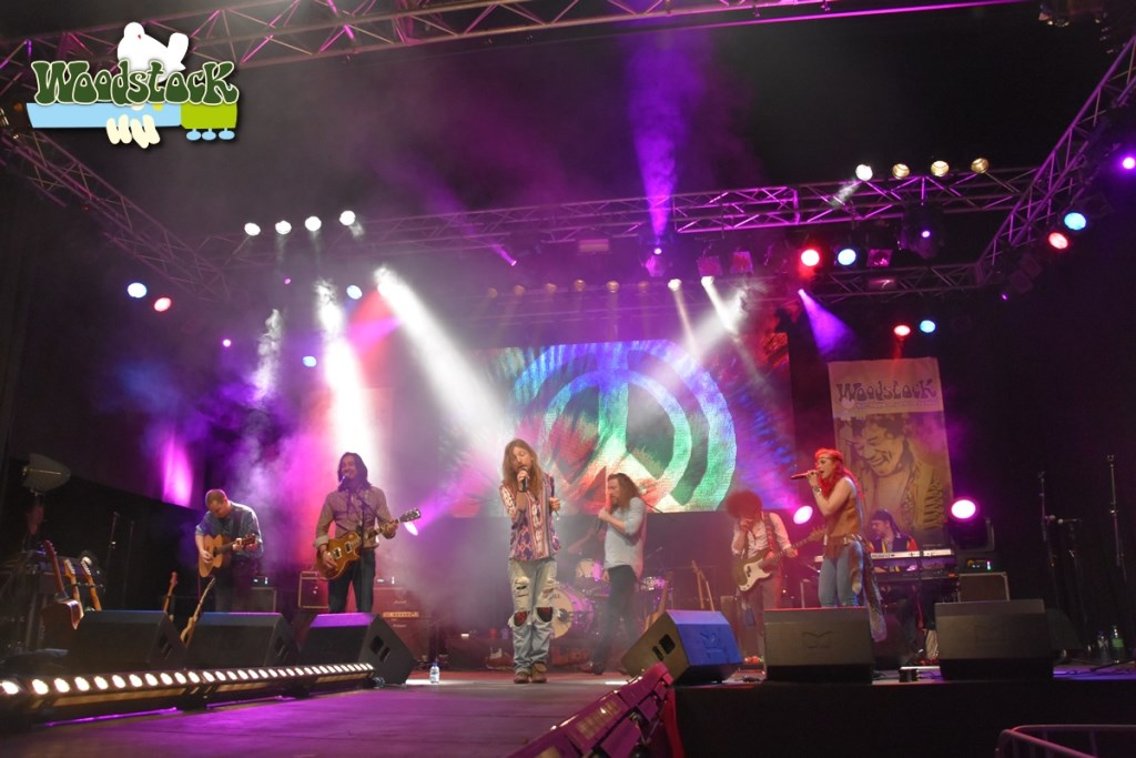 Woodstock All Stars. Foto: PR   © Achterhoek Nieuws b.v.