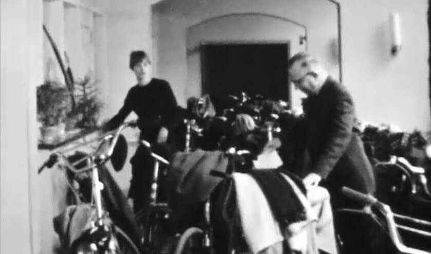 Beeld uit de film 'Tegen de regels'. Foto: GeldersArchief.nl