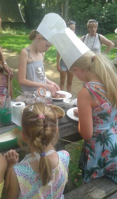 Voor de kinderen is er ook van alles te beleven. Foto: PR
