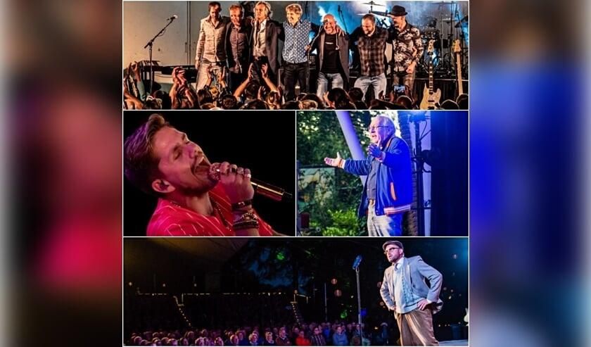 Een impressie van de voorstellingen van afgelopen seizoen. Foto: PR Openluchttheater Eibergen