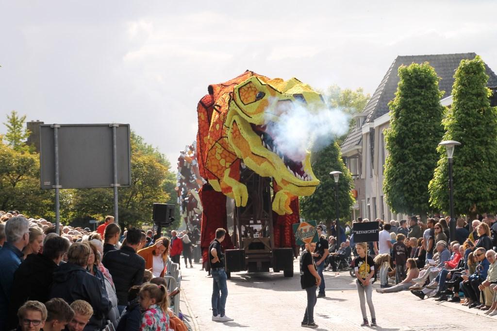 'REVANCHE!' van corsogroep Kwintet. Foto: Annekée Cuppers  © Achterhoek Nieuws b.v.