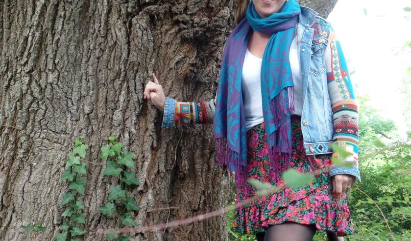Marlieke Haandrikman vertolkt de rol van prinses Pamina in de Toverfluit RAP. Foto: Meike Wesselink
