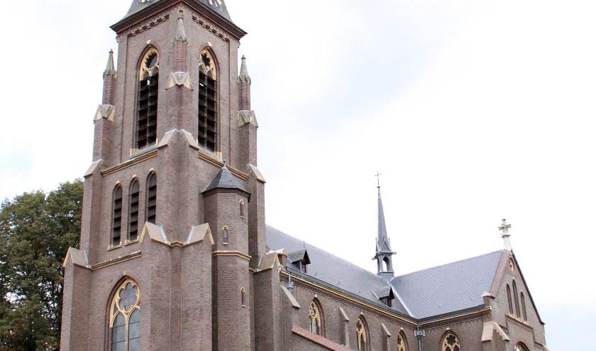 Het Heiligenbeeldenmuseum is gevestigd in een rijksmonument, de Antoniuskerk. Foto: PR