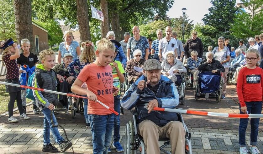 De vierde editie van Wandelen op Wielen in Beltrum verliep in alle opzichten vrijwel vlekkeloos. Foto: PR
