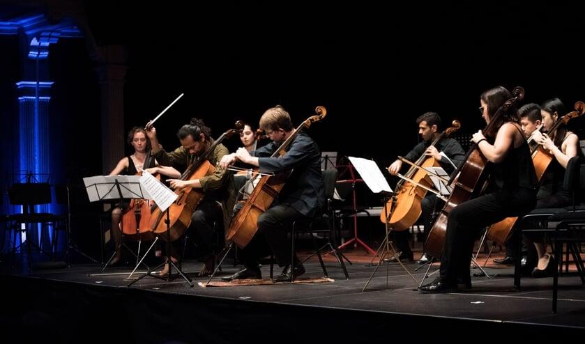 Openingsconcert met het Koninklijk Concertgebouworkest. Foto: Jascha Bordon