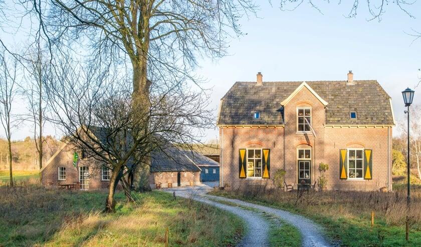 Boerderij De Goedenberg is centraal informatiepunt van de Open Monumentendagen in Bronckhorst. Foto: Han van der Lans