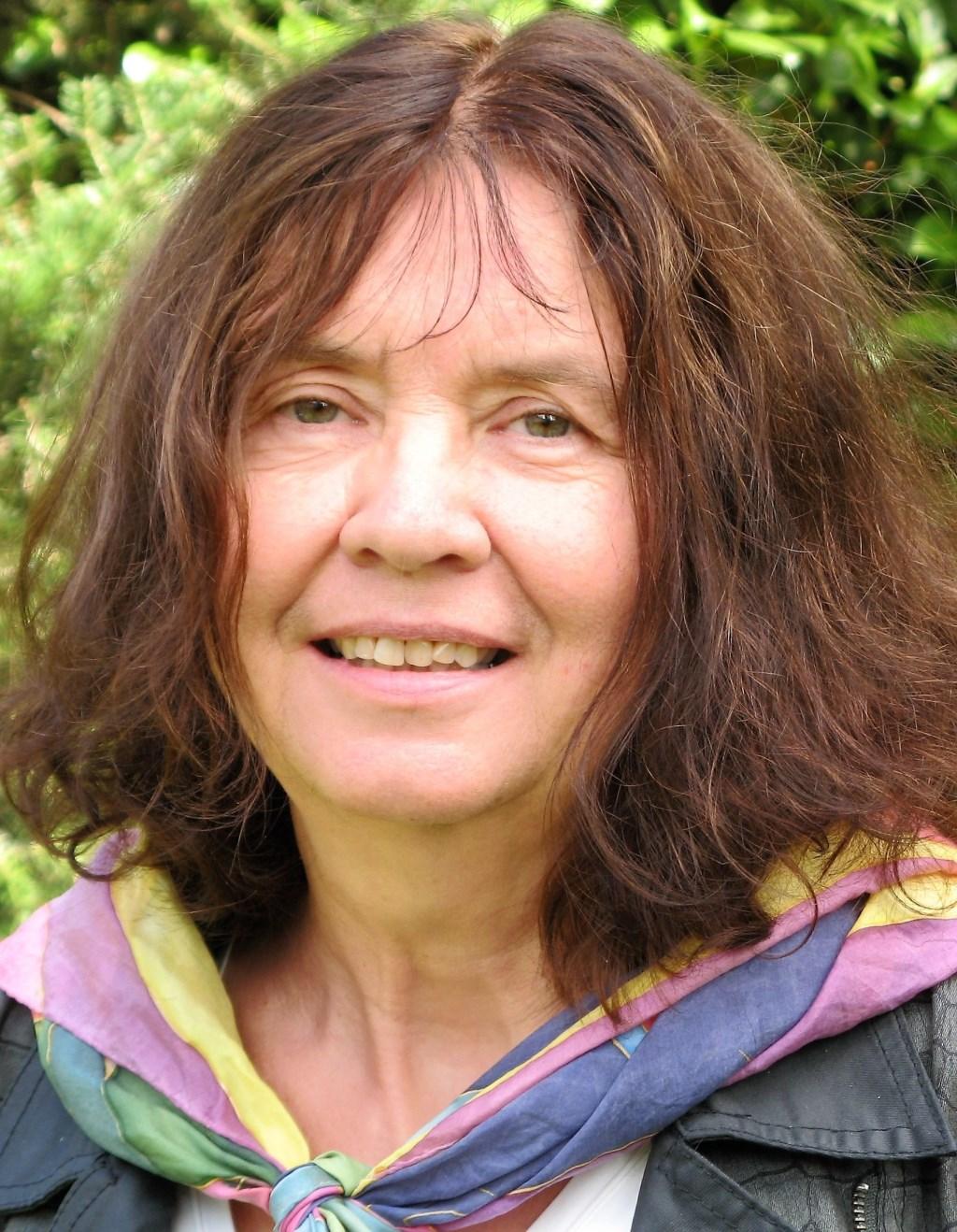 Schrijfster Alice Garritsen. Foto: PR Het Boekenschap  © Achterhoek Nieuws b.v.