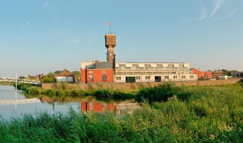 Het DRU Industriepark. Foto: PR
