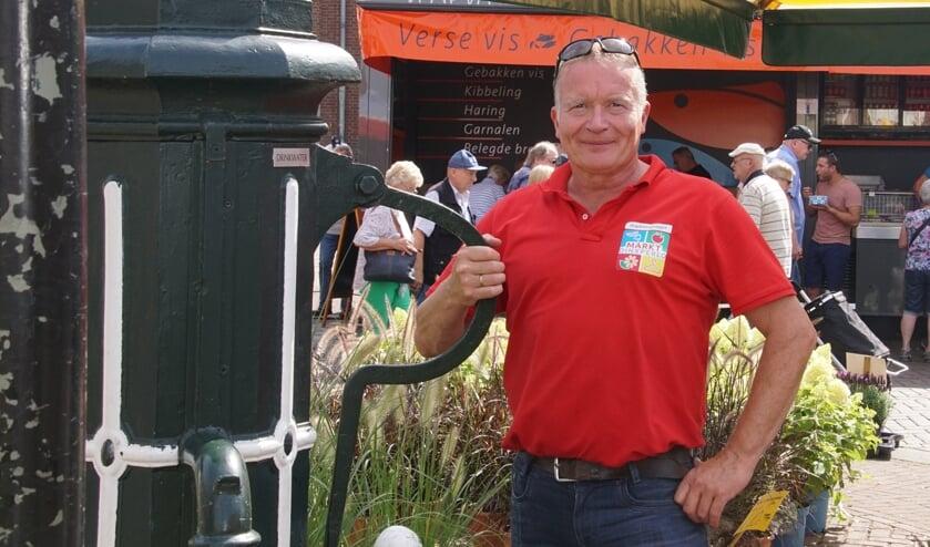 Marktmanager Henk Jan Freriks. Foto: Frank Vinkenvleugel