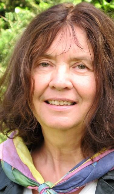 Schrijfster Alice Garritsen. Foto: PR Het Boekenschap