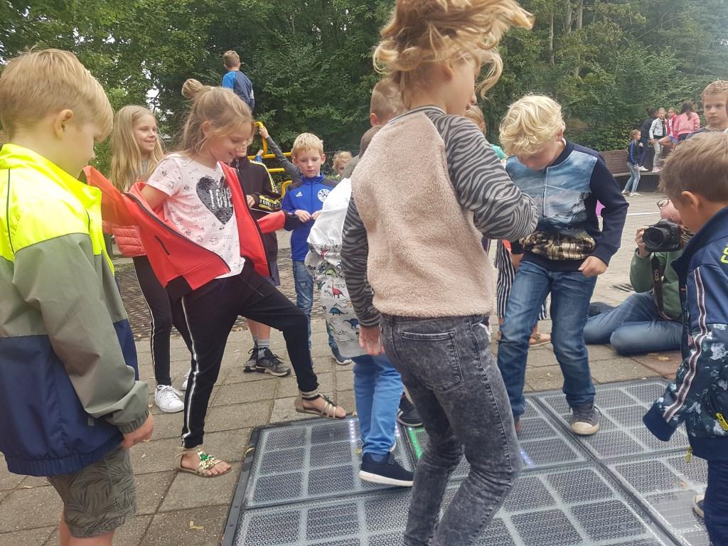 Er wordt volop op de gamer gesprongen. Foto: Kyra Broshuis  © Achterhoek Nieuws b.v.
