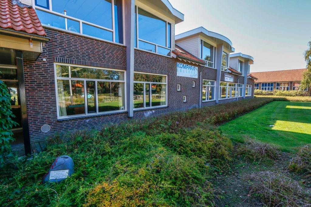 Kompaan College (voorheen Ulenhofcollege), locatie 't Beeckland aan Het Hoge in Vorden. Foto: Gerhard Weevers  © Achterhoek Nieuws b.v.