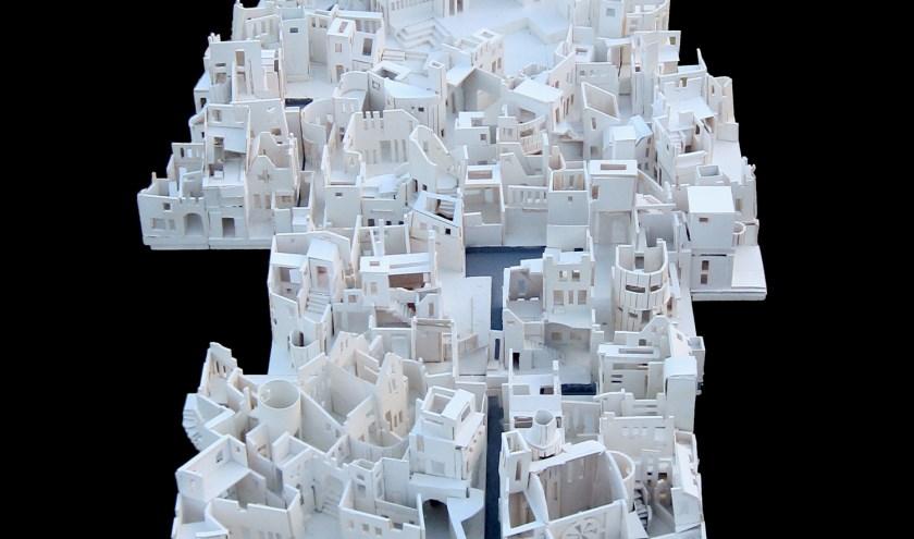 Het Stedelijk Lichaam, werk van Kristie Legters. Foto: PR