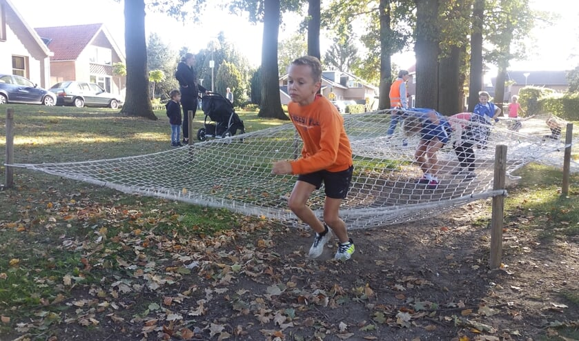 Ook dit jaar is er weer een Sponsor Obstacle Run in Groenlo. Foto: Ronald te Veldhuis