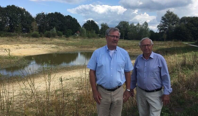 André van de Wetering (links) en Clemens Nales bundelen samen met de vijf andere KBO's hun krachten op de Dag van de Ouderen. Foto: Barbara Pavinati