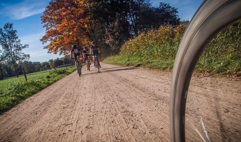 De Gravel Ride trekt deelnemers van formaat. Foto: PR