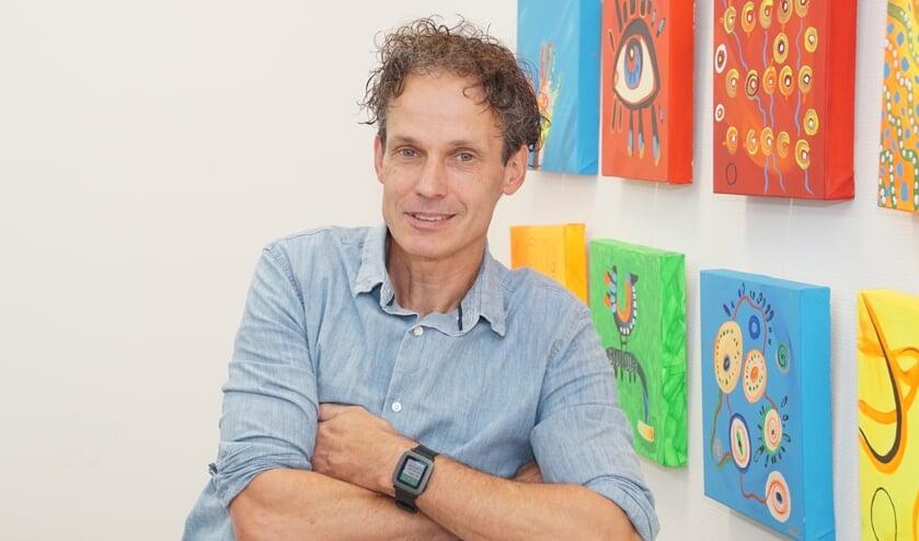 Dokter Robert Schuurman. Foto: Frank Vinkenvleugel