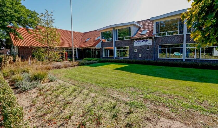 Kompaan College (voorheen Ulenhofcollege), locatie 't Beeckland aan Het Hoge in Vorden. Foto: Gerhard Weevers