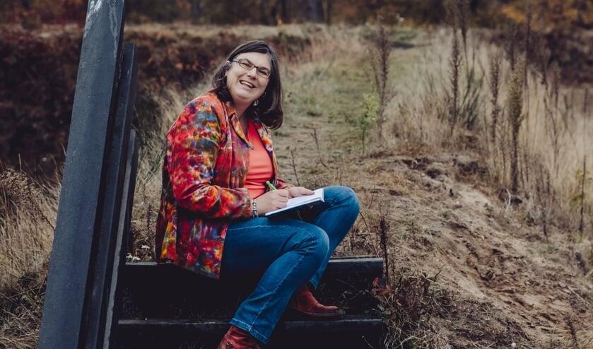 Barbara Pavinati. Foto: Krang Creaties