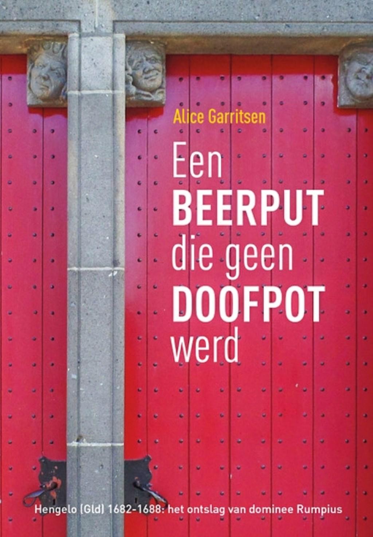 Cover van het boek van Alice Garritsen. Foto: PR Het Boekenschap  © Achterhoek Nieuws b.v.