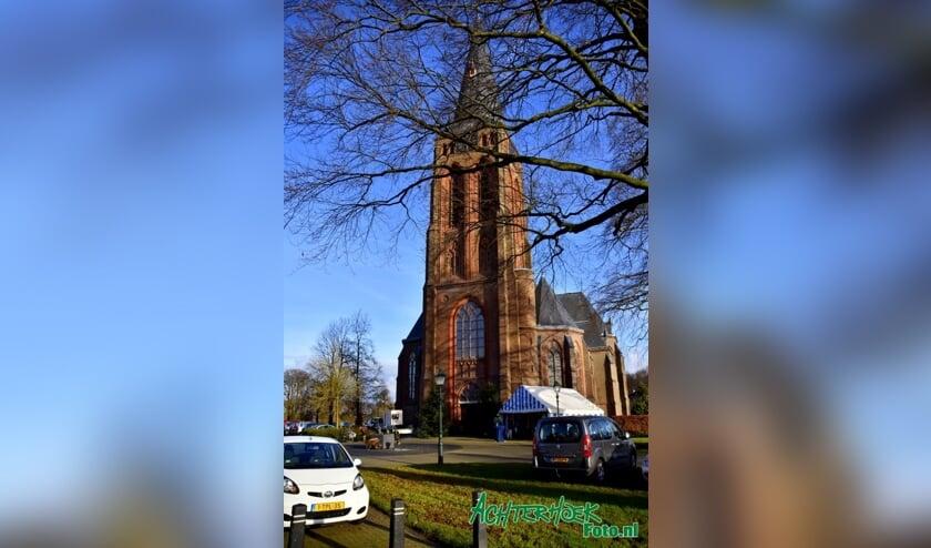 St. Martinuskerk in Baak. Foto: Achterhoekfoto.nl/Jozef Hendriks