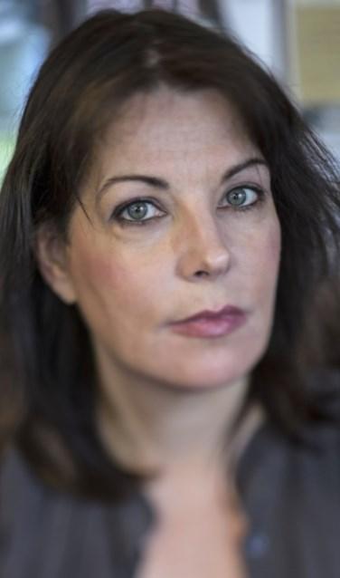 Schrijfster Manon Uphoff. Foto: Marco Okhuizen