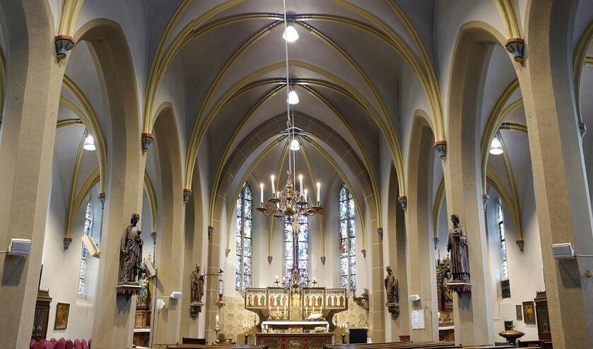 De H. Willibrordkerk in Olburgen. Foto: Gerald F.P. Gosselink-Ramos