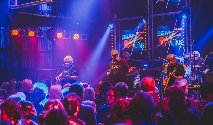 Beatline in actie bij Lucky in Rijssen. Foto: PR
