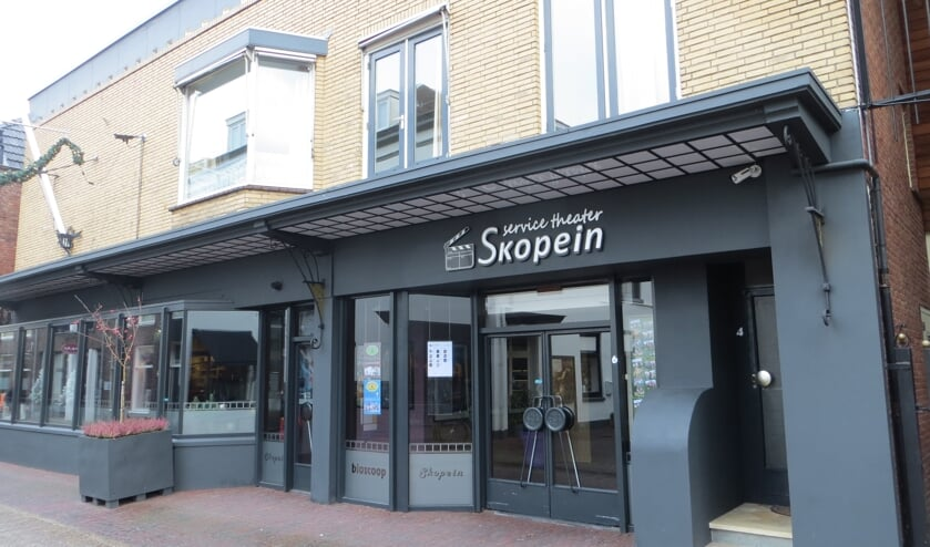 De bioscoop blijft aan de Meddosestraat en breidt uit. Foto: Bernhard Harfsterkamp