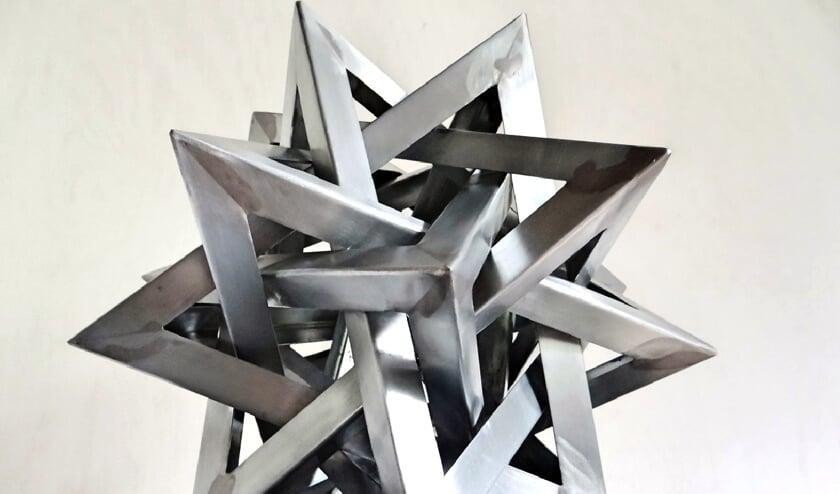 Een werk van Han Lammers, zonder titel. Foto: Han Lammers