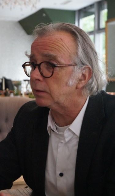 Jaap Nijstad. Foto: Jan Willem Wijs