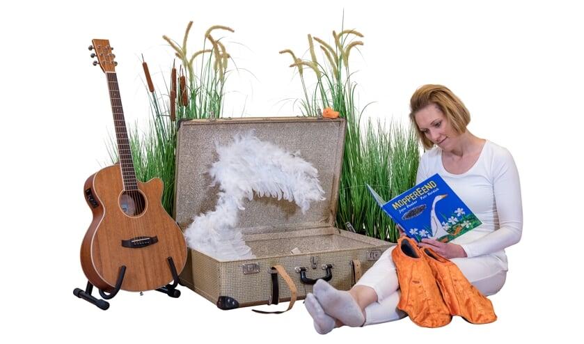 PEERTofTheater brengt de voorstelling 'Gemopper' tijdens de kinderboekenweek.