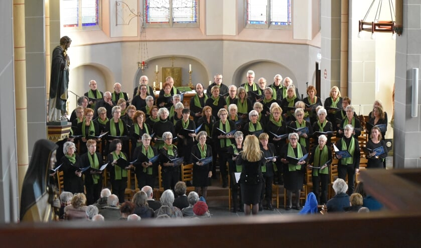 Optreden VoQ St Janskerk. Foto: PR