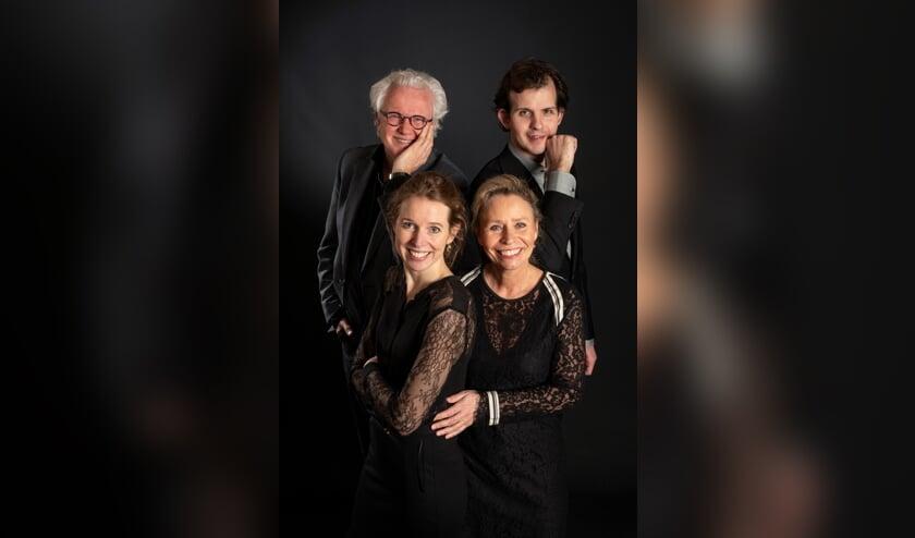 Canto Ostinato treedt zaterdag 1 februari op in de Hanzehal in Zutphen.
