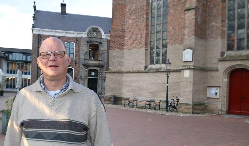 Arjen Dieperink. Eigen foto