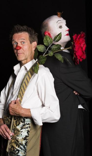 Clowns Kado. Foto: Vincent van den Hoogen