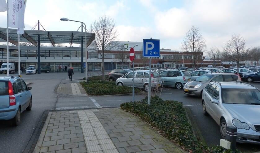 Het SKB blijft een volwaardig ziekenhuis, volgens voorzitter Raad van Toezicht. Foto: Bernhard Harfsterkamp