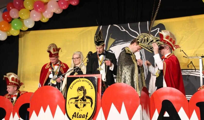 Prins Niels wordt beëdigd. Foto: Dinès Quist