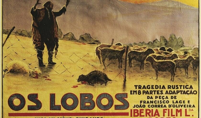 Os lobos, een opmerkelijke film. Foto: PR
