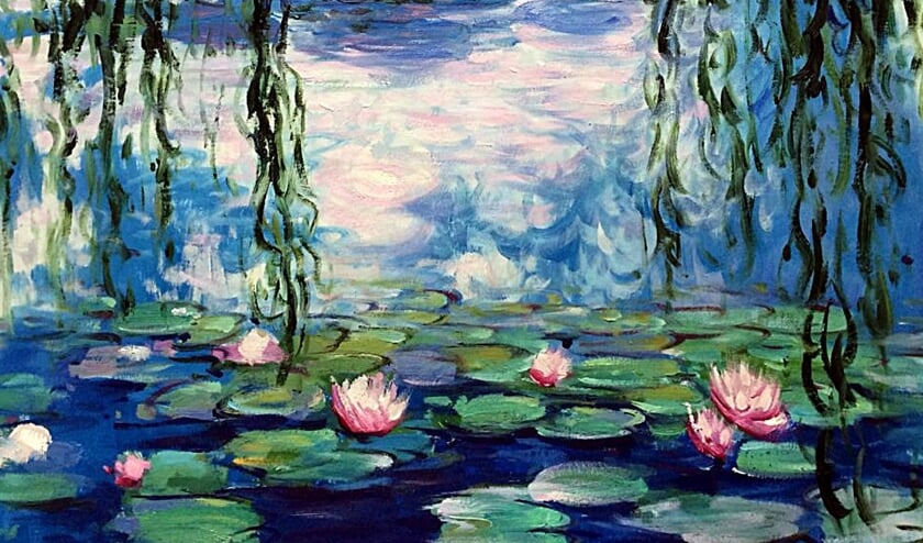 Beeld uit de documentaire 'Water Lilies of Monet'. Foto: PR