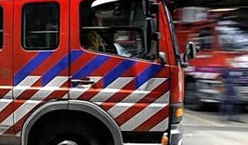 Eén brandweerwagen per post. Is dat genoeg? Foto: archief